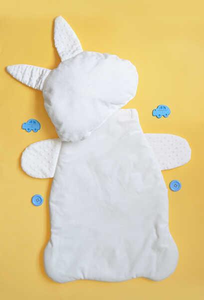 VENEZİA WEAR - Venezia Wear Tavşanlı 2'li Alt Açma Takım - Mavi (1)